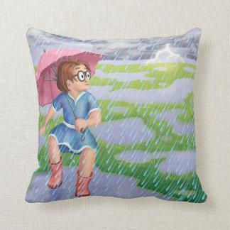 Jingle Jingle Little Gnome Puddle Hopping Pillow