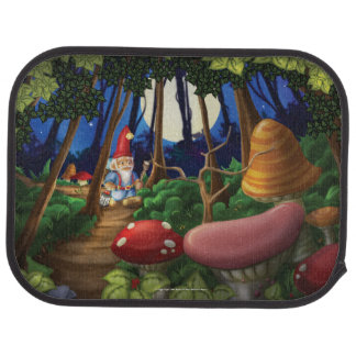 Jingle Jingle Little Gnome Rear Car Mat Set