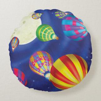 Jingle Jingle Little Gnome Round Balloon Pillow