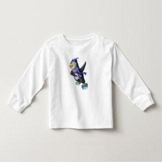 Jingle Jingle Little Gnome Skating Penguin Shirt