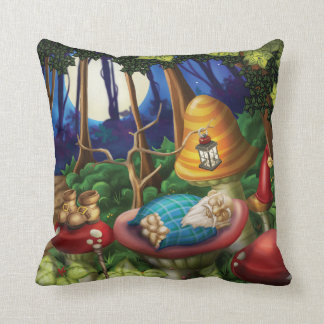 Jingle Jingle Little Gnome Sleeping Gnome Pillow