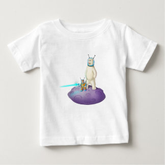 Jingle Jingle Little Gnome Space Friends T-Shirt