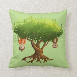 Jingle Jingle Little Gnome Upside Down Pillow