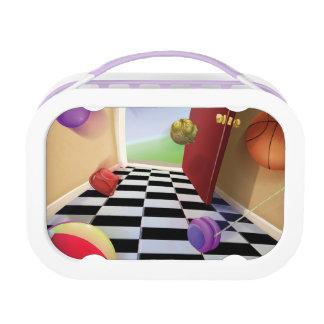 Jingle Jingle Little Gnome YUBO Lunchbox Set