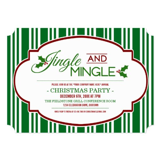 Company Christmas Party Invitations for best invitations sample