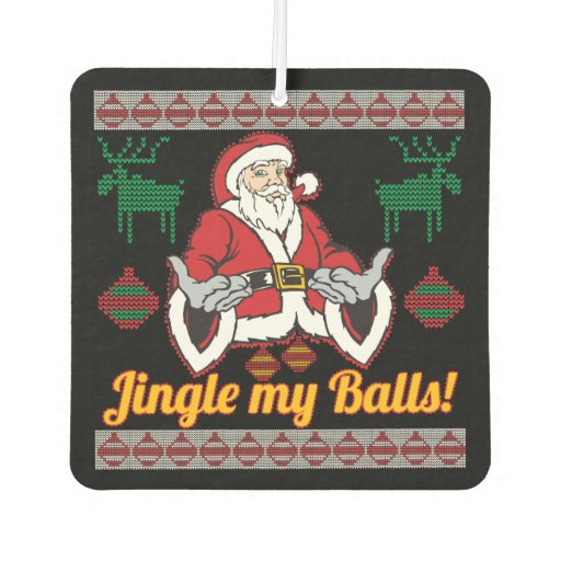 Santa Claus Suck My Balls 40