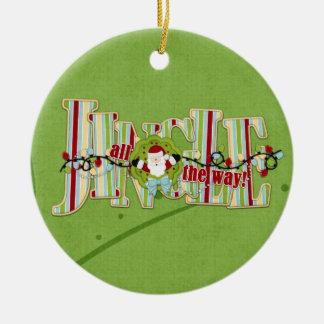 Jingle Ornament