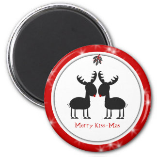 Jingles Christmas Refrigerator Magnets