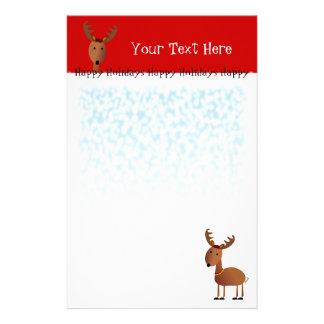 Jingles Christmas Stationery