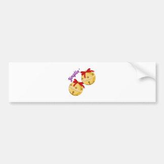 Jinglin Bumper Sticker