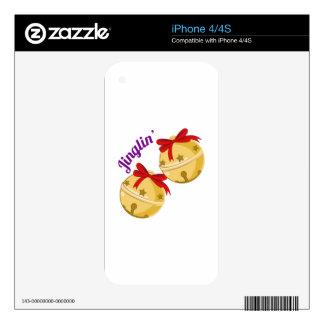 Jinglin iPhone 4S Skin