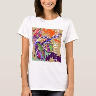 jinrikisya rickshaw 1 T-Shirt