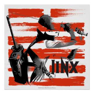 Jinx 2 poster