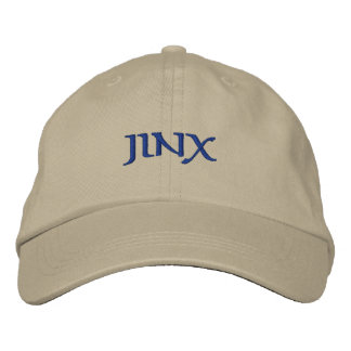 Jinx Gorras Bordadas