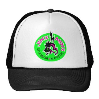 JINX MINX pink & green Trucker Hat