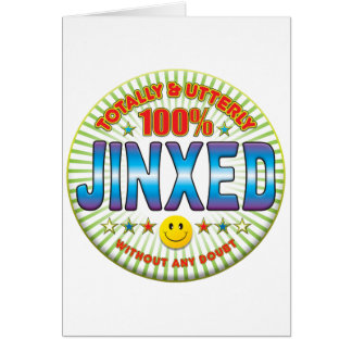 Jinxed Totally Card