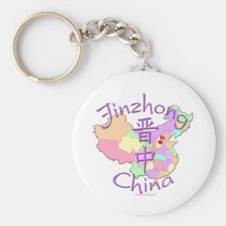 Jinzhong China Keychain