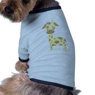 Jirafa Camisa De Perrito