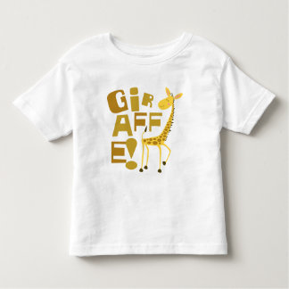 ¡Jirafa! Camisas