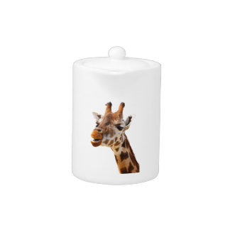Jirafa de la selva de África del safari
