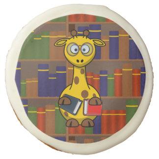 Jirafa del bibliotecario