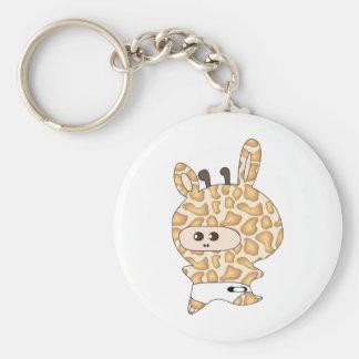 jirafa del upbu llaveros personalizados