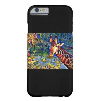 Jirafa Funda Barely There iPhone 6