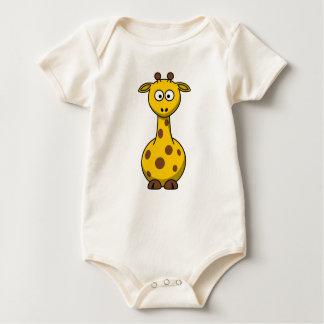 Jirafa Mamelucos De Bebé