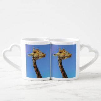 Jirafa Set De Tazas De Café