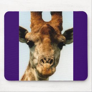 jirafa tapete de ratón
