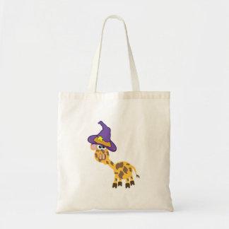jirafa witchy de los goofkins bolsa tela barata