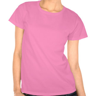Jirafa y magdalena lindas divertidas camiseta