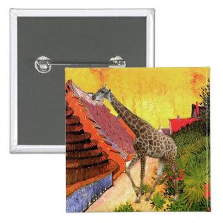Jirafas y árboles 长颈鹿 Fotografía del parque Pins