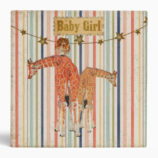"Jirafas y libro de la niña del búho carpeta 2"""