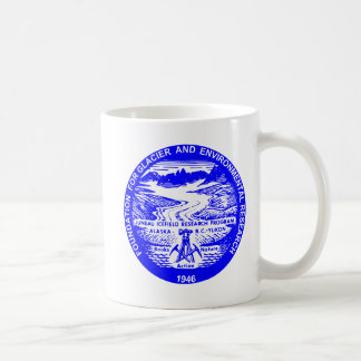 JIRP Coffee Mug Blue Logo