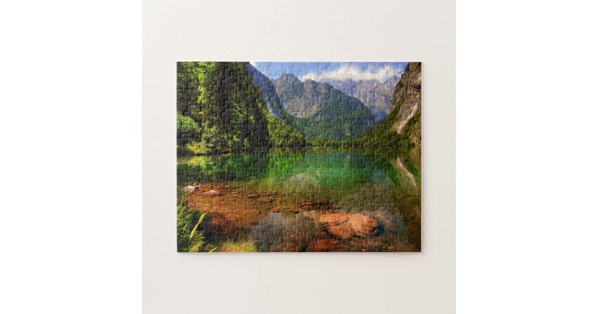 Jisaw Denali National Park Alaska. Jigsaw Puzzle | Zazzle.com
