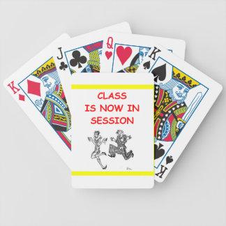 jitterbug barajas de cartas