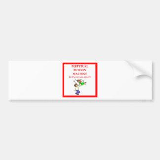 jitterbug bumper sticker