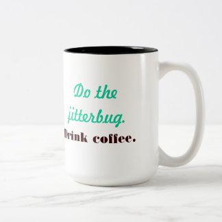 Jitterbug Mug