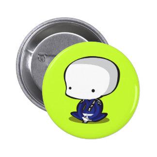 Jiu Jitsu 2 Inch Round Button