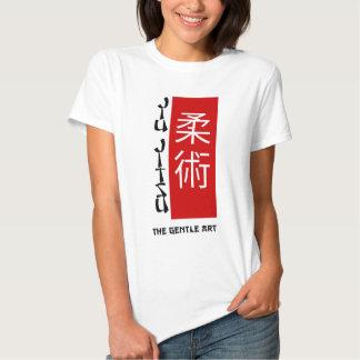 Jiu Jitsu - el arte apacible Camisas