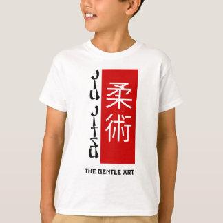 Jiu Jitsu - el arte apacible Playera
