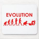 Jiu Jitsu Evolution Mousepads