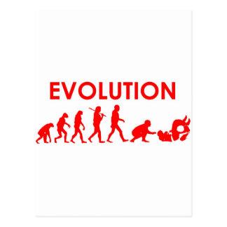 Jiu Jitsu Evolution Post Cards