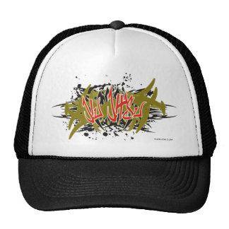 Jiu Jitsu - Graffiti Trucker Hat
