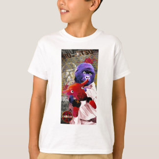 Jiu-Jitsu Grungy T-Shirt