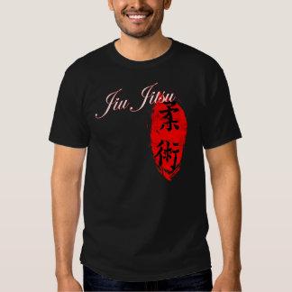 Jiu Jitsu - Kanji Vortex T-shirt