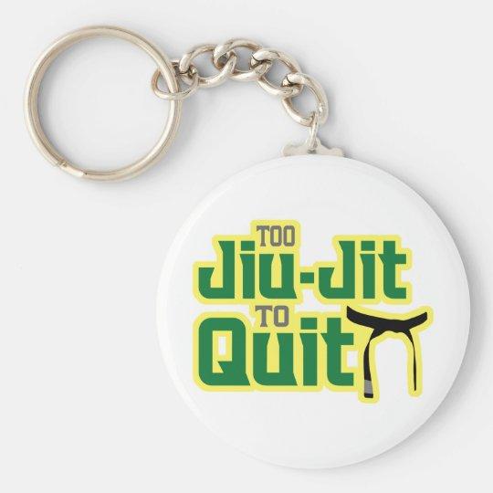 Jiu-Jitsu Keychain