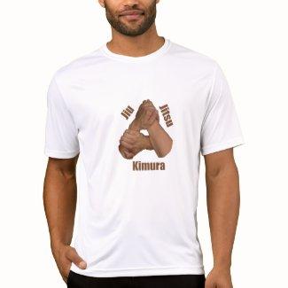 Jiu-Jitsu Kimura Triangle T Shirts