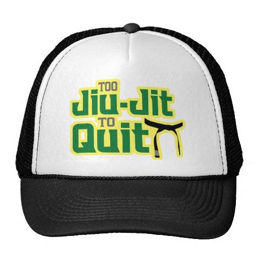 Jiu-Jitsu Mesh Hats